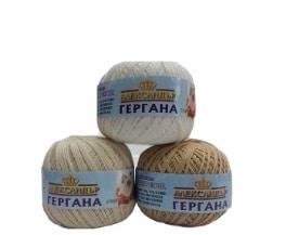 Гергана – Gergana Nm34/6 качествено Румънско памучно тире