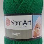 Ярн Арт Бебе 50гр. - Yarn Art Baby 50 gr - За мартенички - 338
