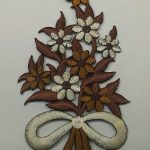 Апликации за дрехи цветя - Applications for clothing flowers - 19