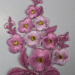 Апликации за дрехи цветя - Applications for clothing flowers - 1