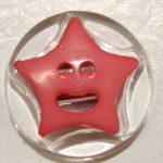 Детски копчета Звездичка - Children buttons Asterisk - 31