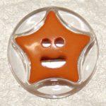 Детски копчета Звездичка - Children buttons Asterisk - 33
