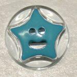 Детски копчета Звездичка - Children buttons Asterisk - 35