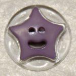 Детски копчета Звездичка - Children buttons Asterisk - 34