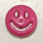 Детски копчета Усмивка - Children buttons Smile - 4