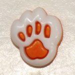 Детски копчета Лапичка - Children buttons Paw - 2