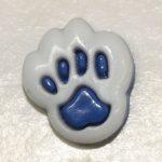 Детски копчета Лапичка - Children buttons Paw - 11