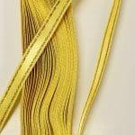 Сатенирани Ленти - 1 см/ 10 м ролка - Satin ribbons - 1 cm / 10 m roll - 350-s