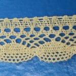 Памучни Дантели - Cotton Lace - 7989-s