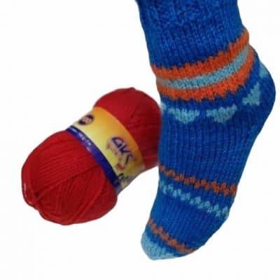 прежда за чорапи-акъш-здрава-мека-александър