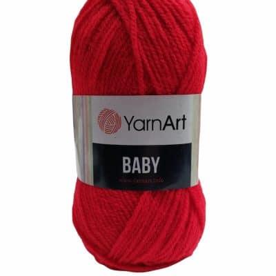 Ярн Арт Бебе 50гр.-Специализирана прежда за бебета-YarnArt Baby 50 gr.