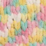 Ализе Пуфи Колор - за бебешки и детски одеяла - Alize Puffy Color - 5862