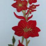 Апликация за дрехи Камелия - Apparel for Camellia Clothes - 11