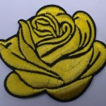 Апликации рози - Roses applications - 1