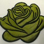 Апликации рози - Roses applications - 4