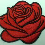 Апликации рози - Roses applications - 8