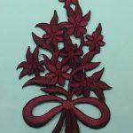 Апликации за дрехи цветя - Applications for clothing flowers - 21