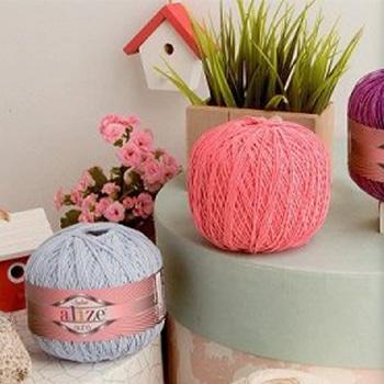 Нови прежди - New yarns