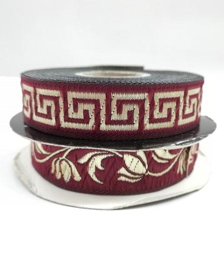 Декоративен ширит с ламе 555 - Decorative lace 555
