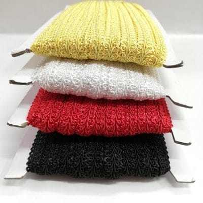 Гайтан за декорация на народна носия 1см - Gaitan for decoration of folk costume 1cm