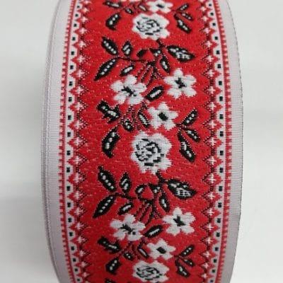 Ширит за декорация на народна носия 5 см - Width for decoration of folk costume 5 cm