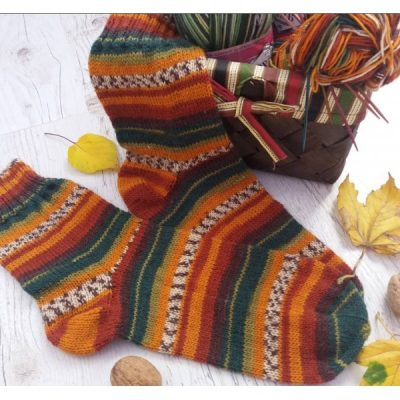 За терлици и чорапи - Yarns for socks and socks