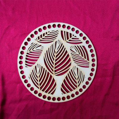 Основи и Капаци за Плетени Чанти, Панери