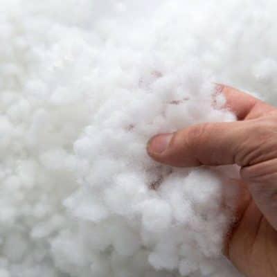 Силиконов пълнеж за плетени играчки-амигуруми