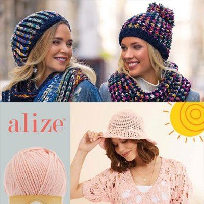 Шал и шапка (зимен-летен аксесоар)
