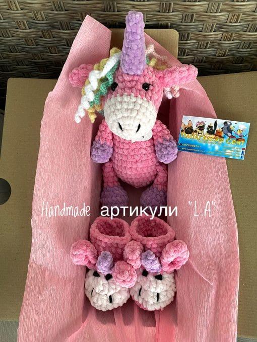 Прежда Уоланс Бъни Бейби-Wolans Bunny Baby