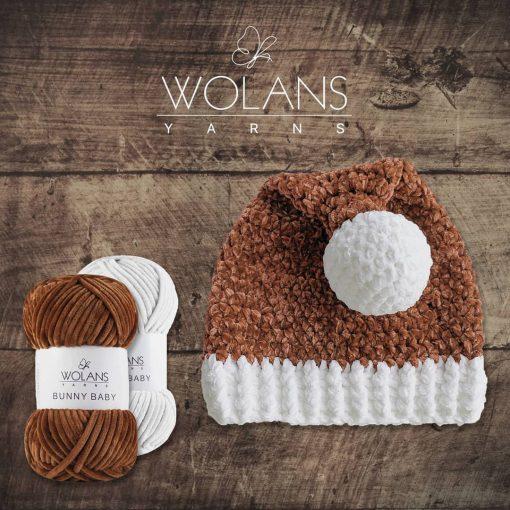 Прежда wolans-bunny baby-Alexanderyarn