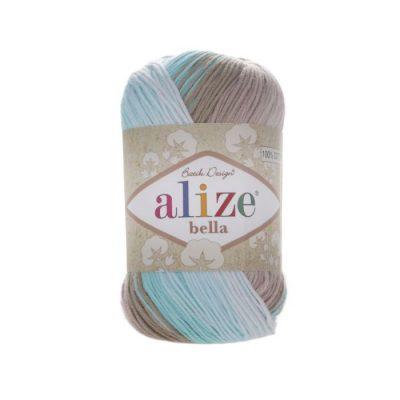 Ализе Белла Батик 100-Alize Bella Batik 100-Мек и приятен на допир памук