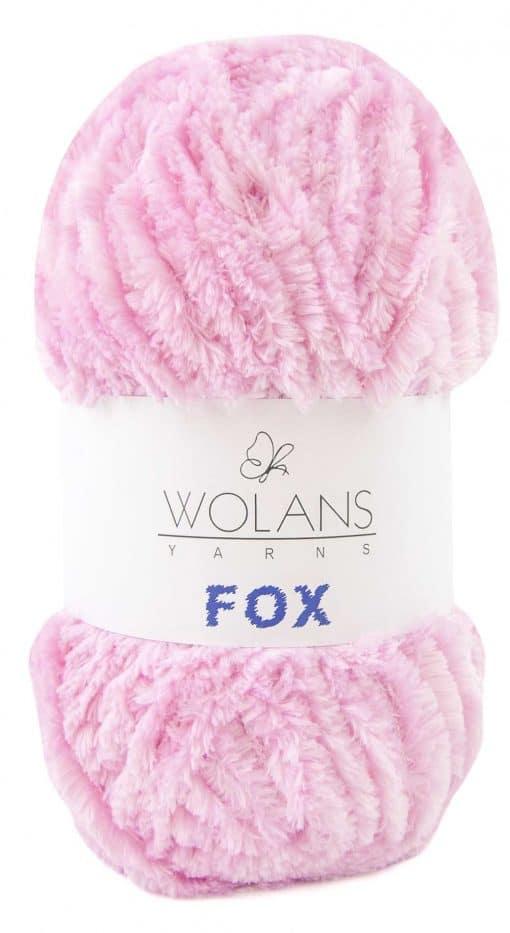 Прежда Уоланс Фокс (Лисица) -Wolans Fox-Амигуруми,Одеяла,Шал,Блузки,Декорации