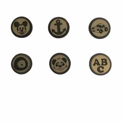 Детски копчета с код 2323