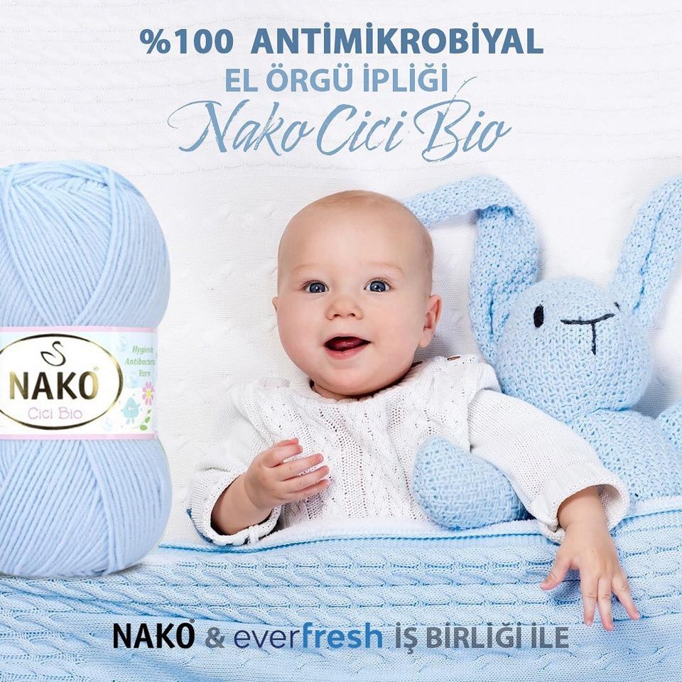 Прежди за плетене на бебешки и детски дрешки