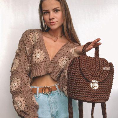 Метална закопчалка за чанта