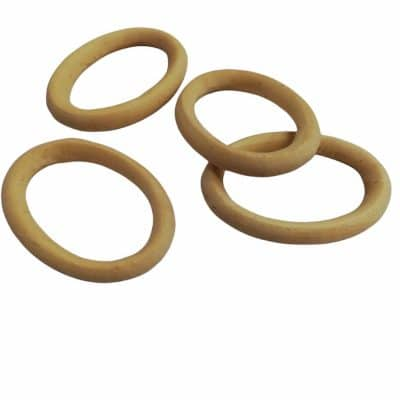 Дървен кръг-Елипса