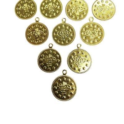 Златисти пендари-за наниз,мартеници и сурвачки