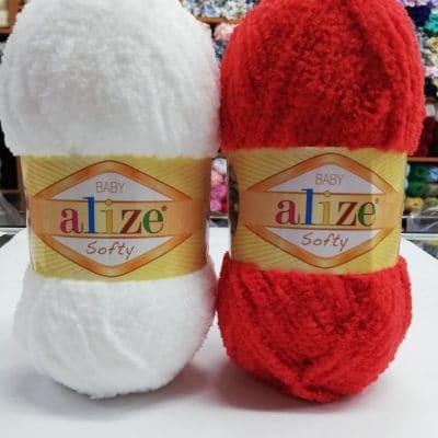 Ализе Бебе Софти-Alize Baby Softy-за мартеници